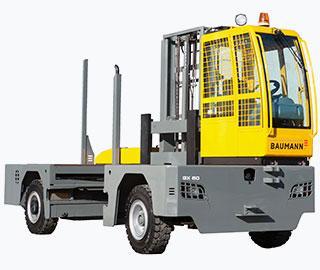 Wózek boczny GX 50-80 Diesel/LPG