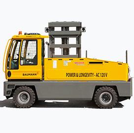 Wózek boczny EHX/ELX/EGX Akumulatorowe