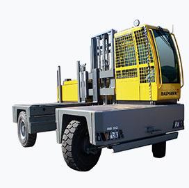 Wózek boczny GS 50-80 Diesel/LPG