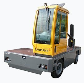 Wózek boczny HX 30-50 Diesel/LPG