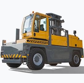 Wózki boczne GX/GS 100-500 Ciężkie